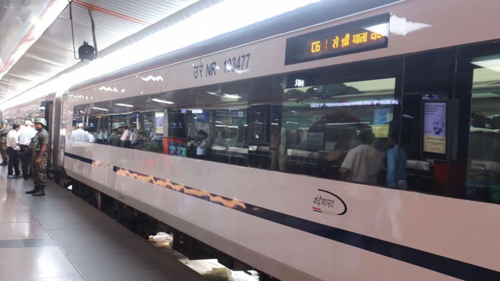 Delhi-Katra Vande Bharat Express