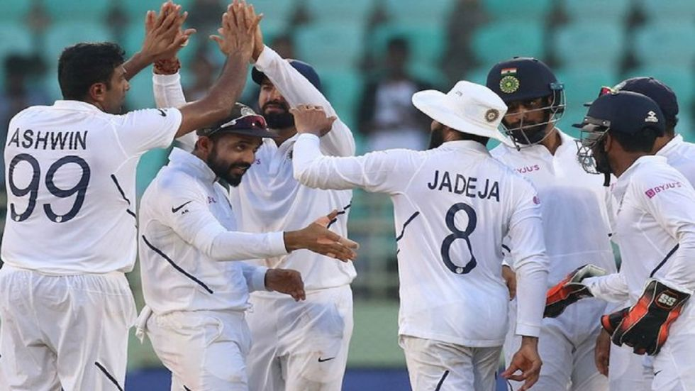Ravichandran Ashwin took his 27th five-wicket haul as India eyed a big lead against South Africa in the Vizag Test. Get highlights here.