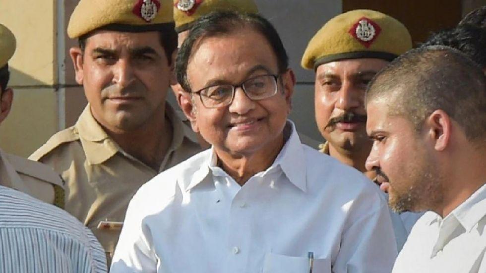 P Chidambaram is in custody since his arrest by the CBI on August 21.