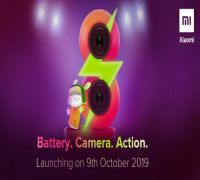 Redmi 8 Launch On October 9: Camera, Battery Details Inside