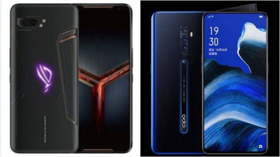 Asus ROG Phone 2 Vs Oppo Reno 2: COMPARISON