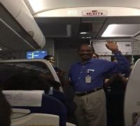 Watch: When ISRO Chairman K Sivan Was Welcomed With Claps, Asked For Selfies On Flight