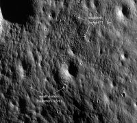 Chandrayaan-2: ISRO Releases Pictures Of Moon Surface