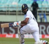 Rohit Sharma Slams Centuries In Both Innings In Vizag Test, Creates Record