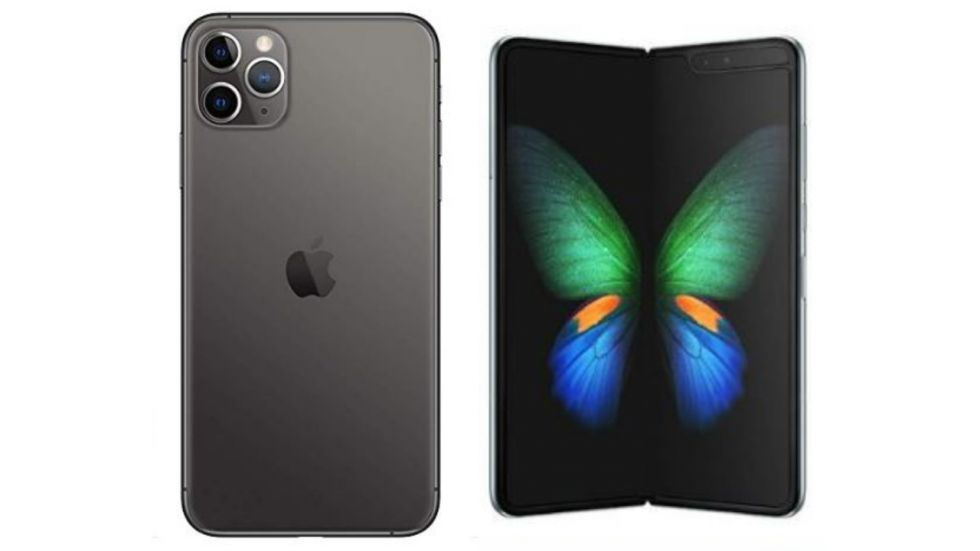 Apple iPhone 11 Pro Max Vs Samsung Galaxy Fold