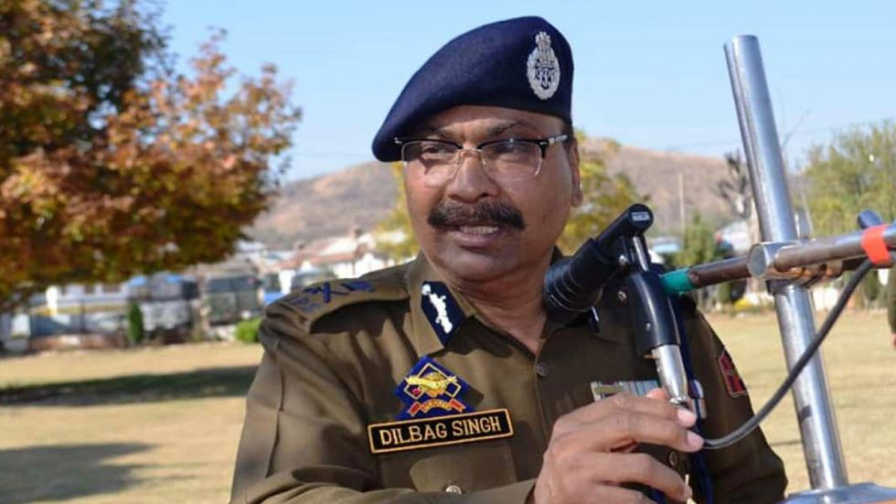 Jammu and Kashmir Police chief Dilbag Singh said nearly 300 militants are active in Kashmir.