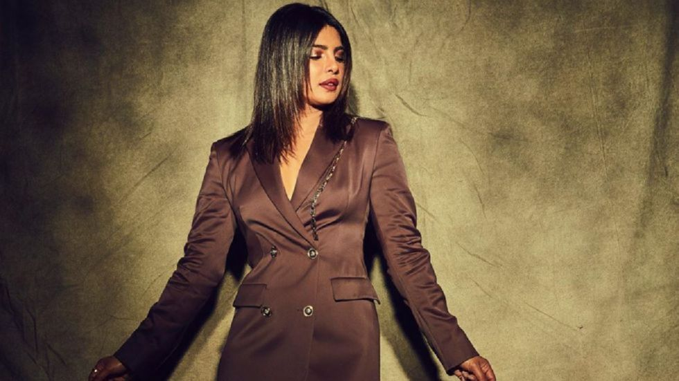 I Have Personal Ambitions Now, says Priyanka Chopra Jonas