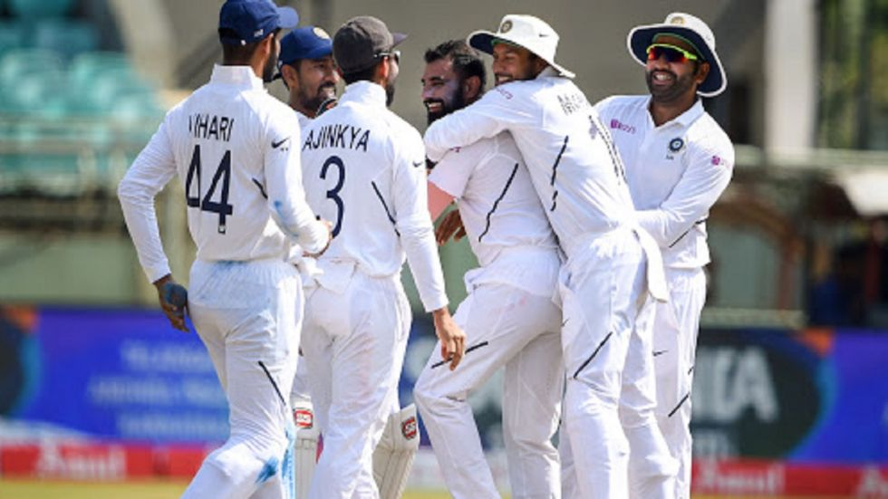 Mohammed Shami got the key wickets of Faf du Plessis, Temba Bavuma and Quinton de Kock as India stormed to a win in the Vizag Test.
