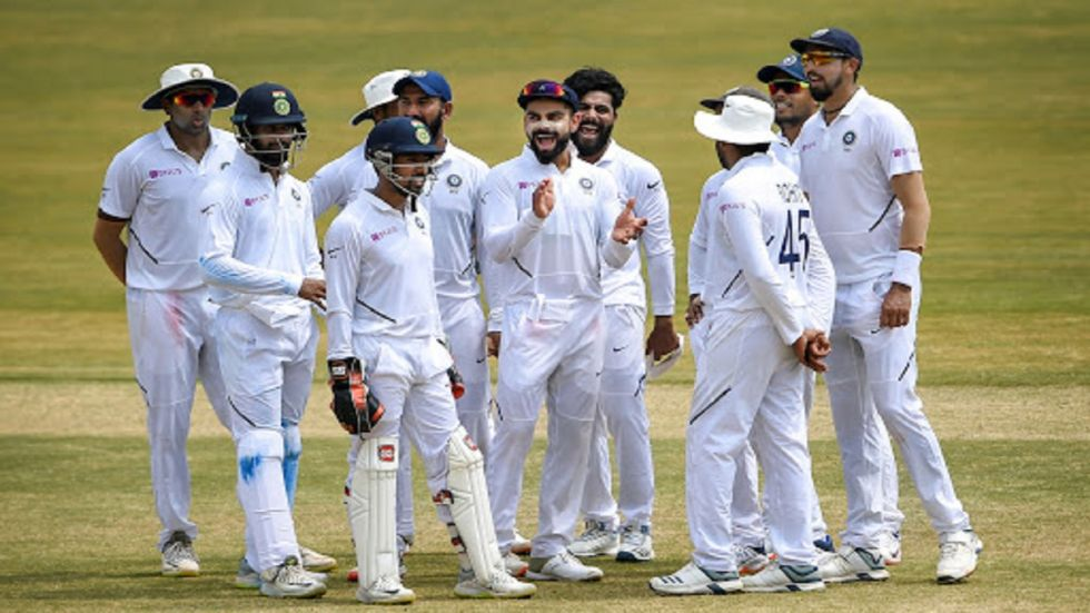Mohammed Shami's five wicket haul, combined with Rohit Sharma's twin tons, Mayank Agarwal's double ton and Ravichandran Ashwin's haul helped India beat South Africa in the Vizag Test.
