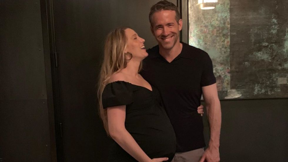Ryan Reynolds, Blake Lively Become Parents For Third Time