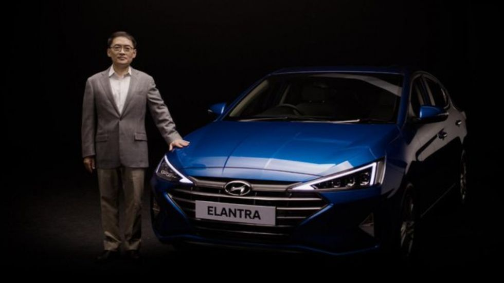 Hyundai Motor India Achieves Nine Millionth Car Milestone - 2019 Hyundai Elantra