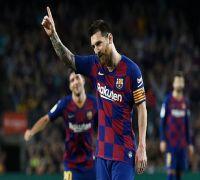 Lionel Messi Scores For First Time In La Liga Season, Barcelona Thrash Sevilla