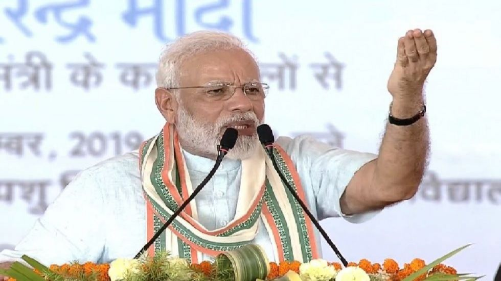 Prime Minister Narendra Modi will address four election rallies over two days in the run-up to the October 21 Haryana Assembly polls