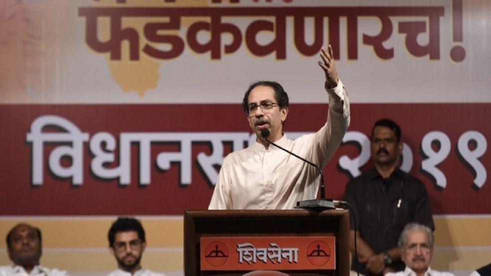 The Shiv Sena was reportedly demanding 135 seats but settled with only 124.