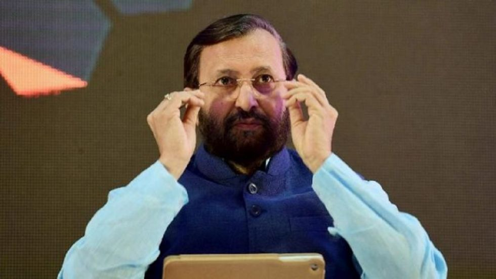 Prakash Javadekar said Tharoor's letter has nothing to do with the BJP and the government.
