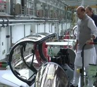 Defence Minister Rajnath Singh Inspects Rafale Jet At Dassault Aviation Facility In France's Mérignac