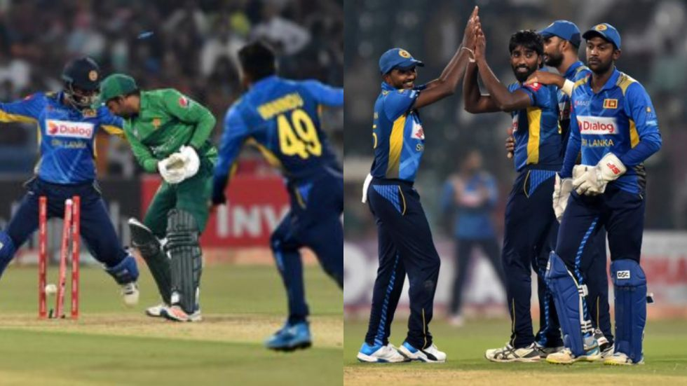 Sri Lanka Routs Top-Ranked Pakistan By 35 Runs In 2nd T20