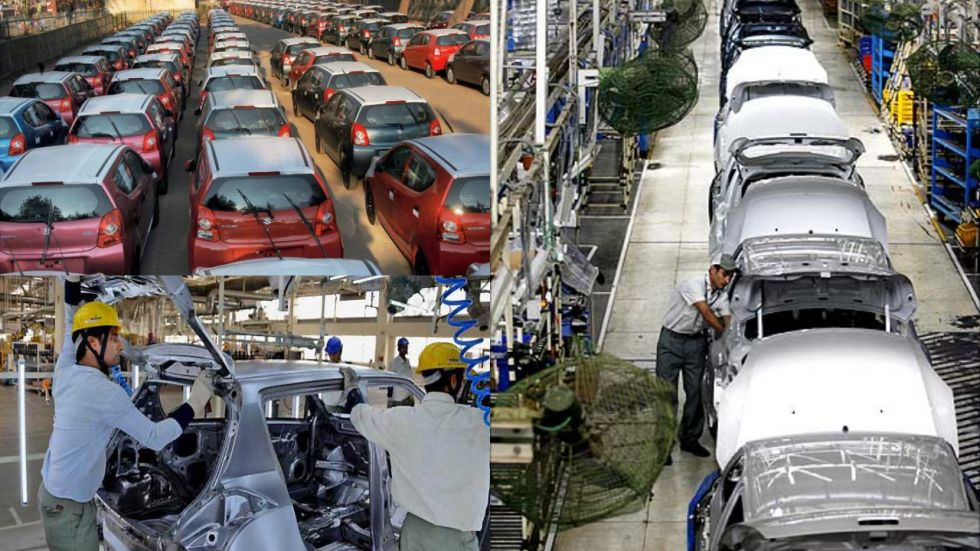Maruti, Tata, Mahindra Slash Production