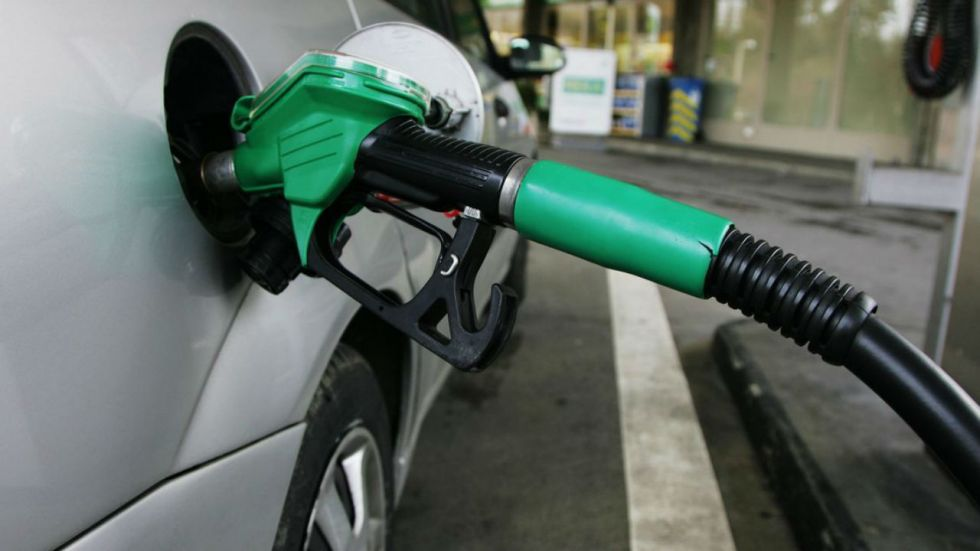 The six-day streak of falling petrol price came to a stop on Wednesday