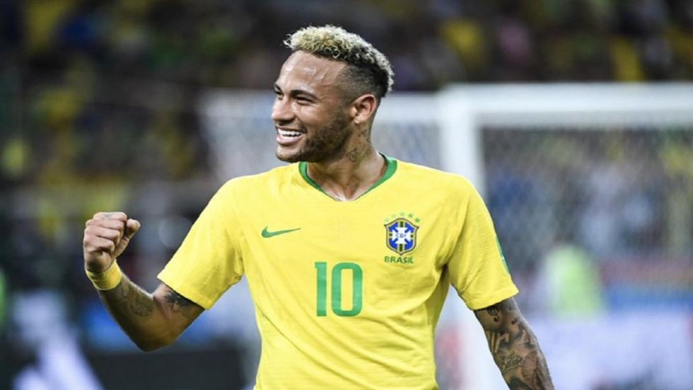 Neymar has struggled with foot injuries during his time in Paris Saint-Germain but he is ready for his 100th match for Brazil.