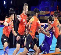 Pro Kabaddi League: Haryana Steelers Go Down Fighting Against U Mumba