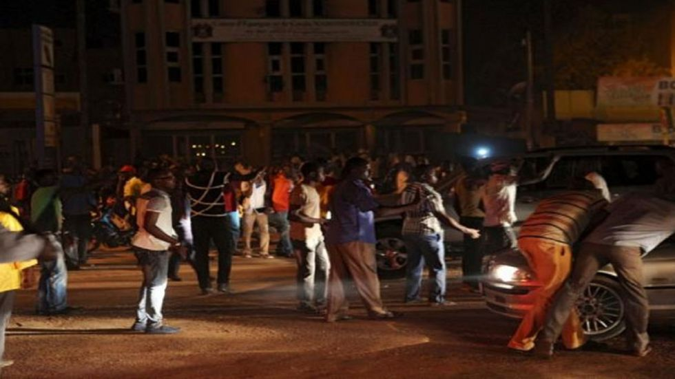 Breaking | Burkina Faso: 16 killed, 2 seriously injured in mosque attack