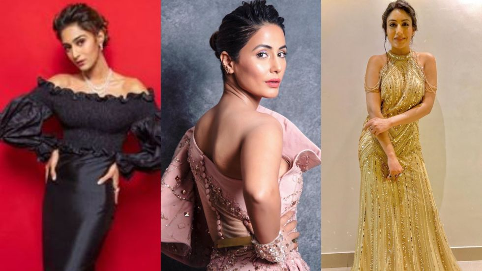 Hina Khan, Erica Fernandes And Surbhi Chandna Bag Top Honours.
