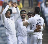 Ravichandran Ashwin Takes Four, But Keshav Maharaj And Vernon Philander Fight For South Africa
