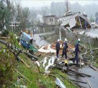 Two Dead As Typhoon Hagibis Batters Japan With 'Unprecedented' Rain
