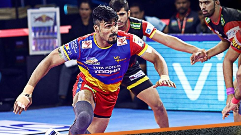 UP Yoddha Wrap Up Home Leg With Convincing Win Over Bengaluru Bulls