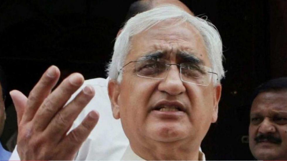 Khurshid said Rahul Gandhi is