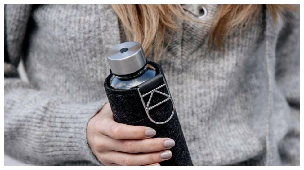 Your Water Bottle Could Be Harbouring 300,000 Infectious Germs
