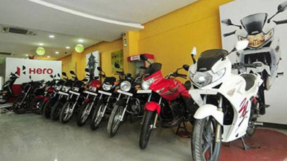 The total scooter market had declined by 16.94 per cent to 31,17,433 units in the first half of the ongoing fiscal as compared to 37,53,064 units a year ago, as per SIAM.