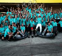 Valterri Bottas Wins Japanese Grand Prix, Mercedes Win Sixth Successive Constructors Crown