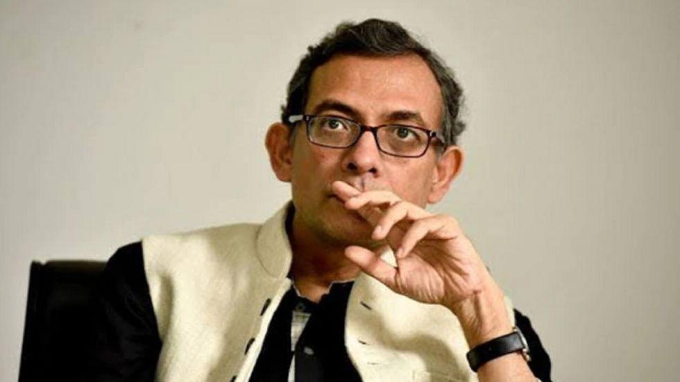 Nobel awardee Abhijit Banerjee.