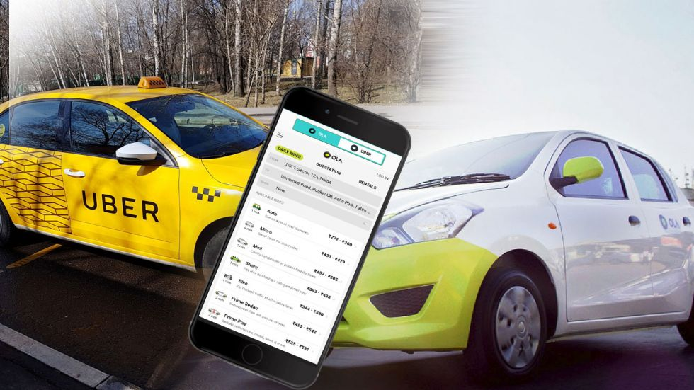 Alpha Cab Compare compares the fares of major cab services such as Ola and Uber on a single platform.