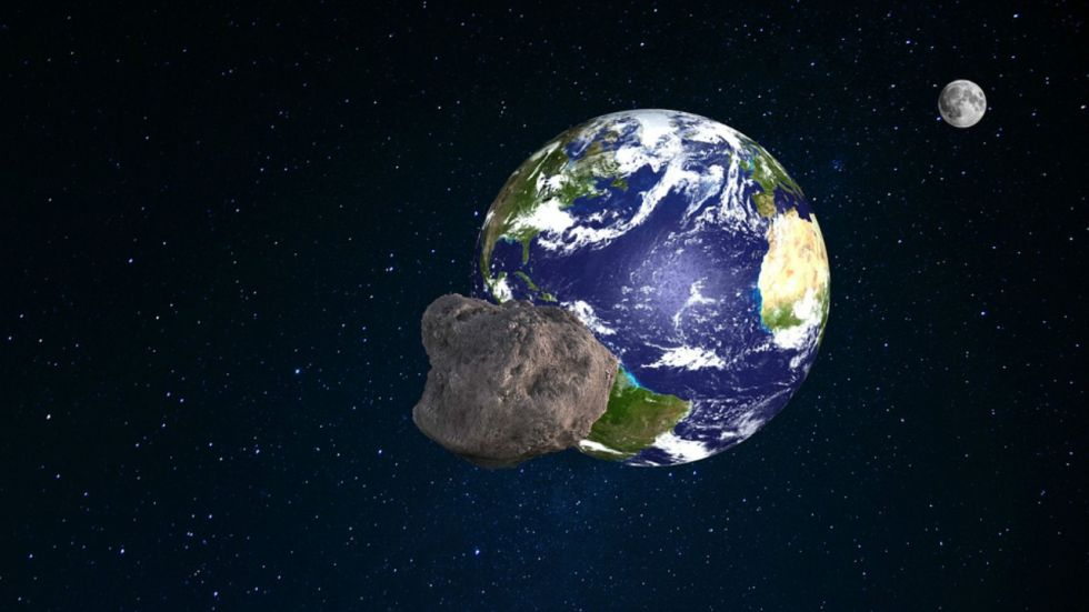 Asteroid Collision May Have Sparked New Life On Earth