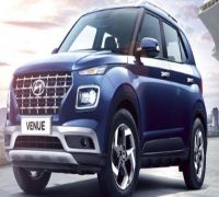 Hyundai Venue Tops UV Segment In May-Sep '19, More Details Inside