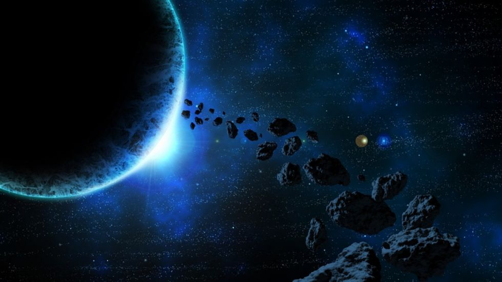 ESA, Citizen Astronomers Make Joint Efforts To Protect Earth From 3 Lakh Asteroids (Representative Image)