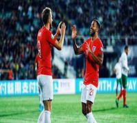 Ukraine Reach Euro 2020 Despite Ronaldo Milestone, Racism Mars England Win In Bulgaria