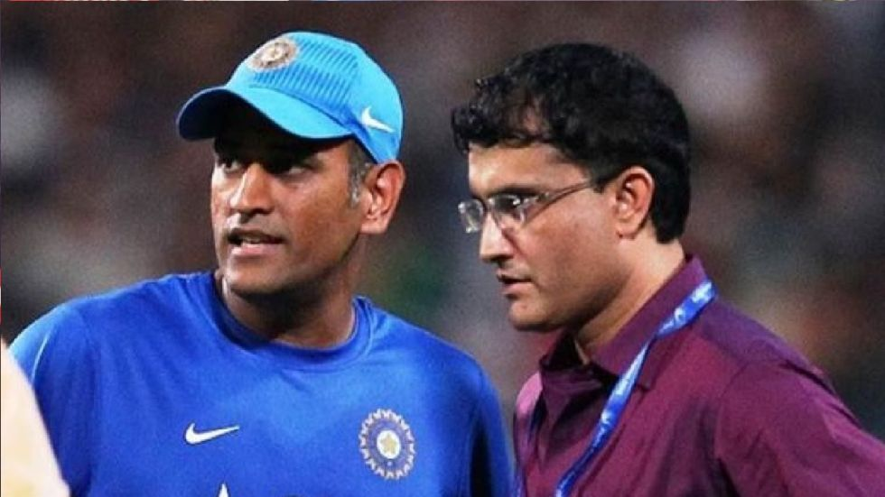 Sourav Ganguly's First Reaction On Dhoni's Retirement After Taking Over As BCCI Chief