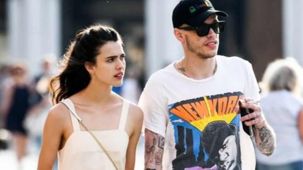 Margaret Qualley, Pete Davidson Split After 'Whirlwind Romance': Reports