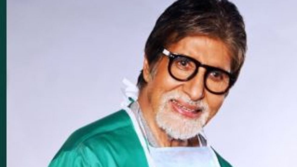 Amitabh Bachchan Reacts To Hospitalisation Reports