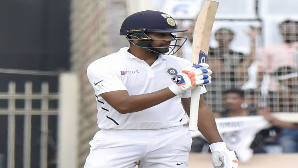 Rohit Sharma smashed his sixth century and third in the series against South Africa to boost India in Ranchi.