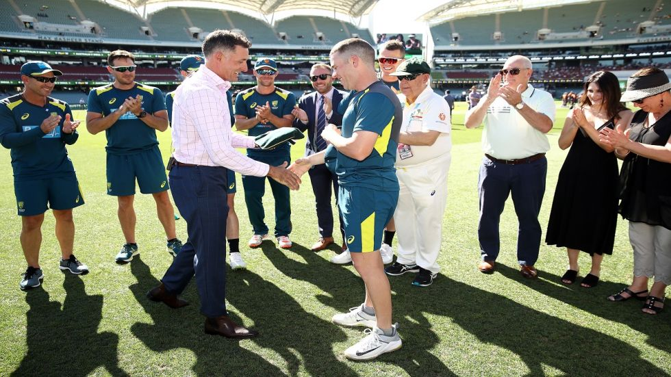 Michael Hussey will be in the Australian cricket team coaching staff for the series against India