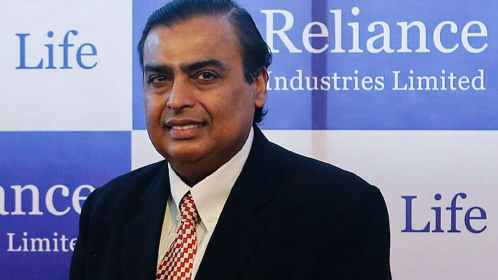 RIL on Friday become first Indian firm to hit Rs 9 lakh crore market valuation mark
