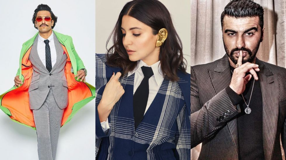 Ranveer Can't Stop Praising Anushka's Look, Arjun Kapoor Gets Stuck On Her Ear Cuff