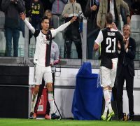Cristiano Ronaldo Scores 701st Goal, Juventus Stay On Top In Serie A