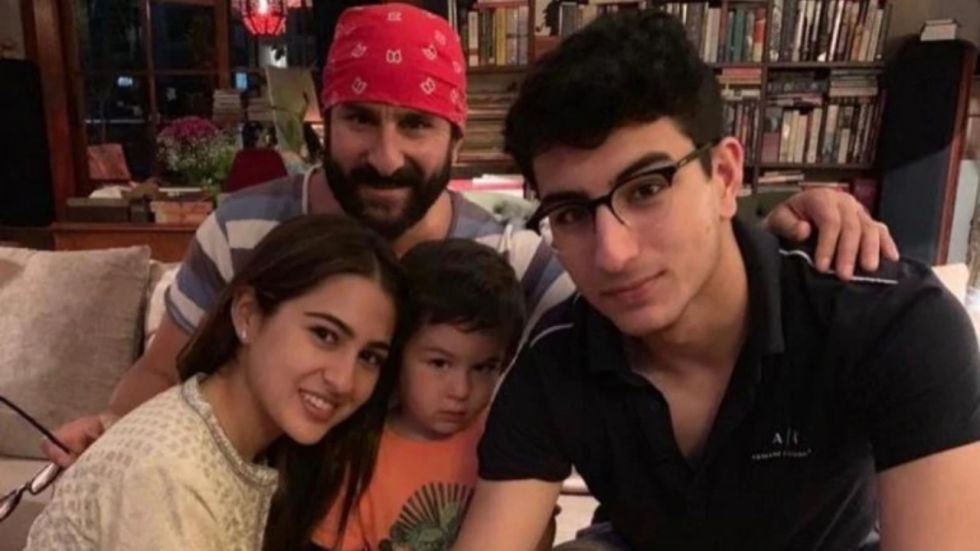 Saif Ali Khan Wants Son Ibrahim To Try His Luck In Bollywood Without His Help