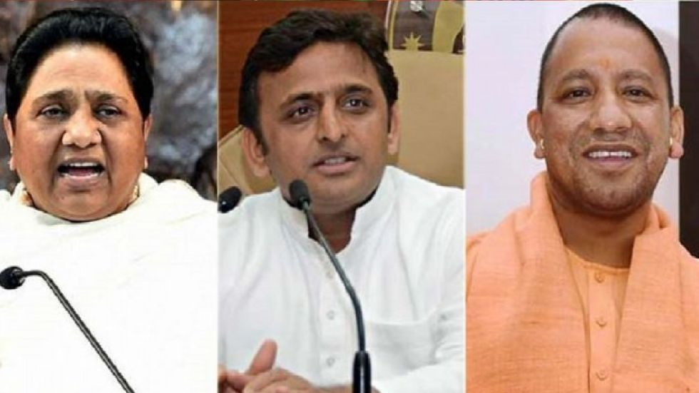 The BJP, BSP, SP and the Congress have fielded their candidates on all the seats.